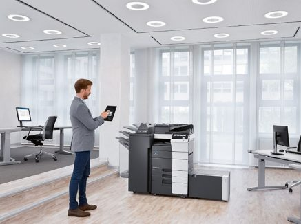 Smart Office To Meet The Business Needs
