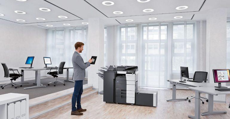 Smart Office To Meet The Business Needs