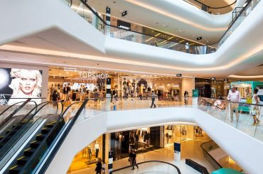 Why Shop inside a Shopping Center?