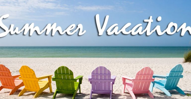 Summer Vacation – Booking Choices For Your Summer Vacation