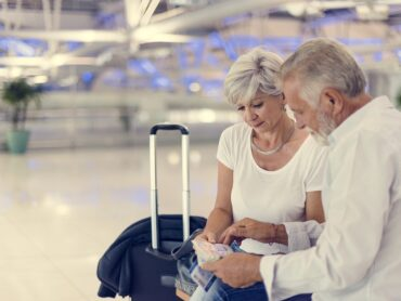Top 5 Travel Tips for Seniors